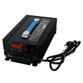 Lithium/Lead acid Battery Charger for Electric Wheelchair/Golf Cart with CE&ROHS