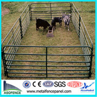 ASO factory supplys Australia high quality hot dipped galvanized livestock panels