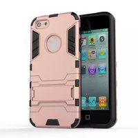 2 In 1 Hot Selling Iron-Bear Stand Rugged Hybrid Shockproof Case Cover For iPhone 5 5s 5c