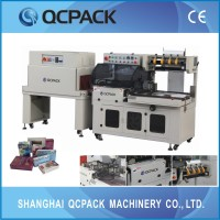 endurance used l bar shrink film sealing equipment