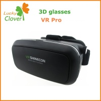 LuckyClover vr box Best price vr shinecon 3d glasses google cardboard for open sex video pictures porn