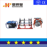 SH90-315 PE Pipe Butt Welding Machine with high quality China hot selling Butt Fusion Welding Machine for PE Plastic Pipe