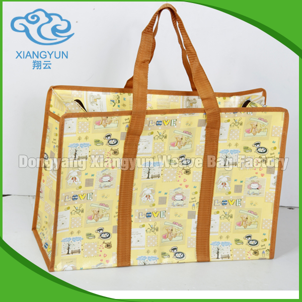 pantone color reusable shopping bag
