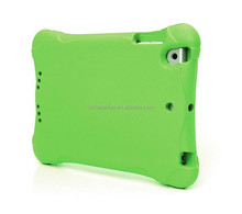 Eco-friendly kids case tablet cover for ipad mini, for ipad 2 3 4 shockproof eva case for children