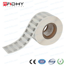 High performance Alien 9662 H3 UHF RFID sticker tag