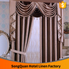 Thick blackout material for Hotel curtain