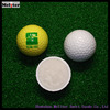 High quality bulk logo printed golf driving range balls