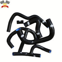 professional dia 5-120mm updated 300zx z32 silicone hose kits
