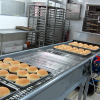 Fully Automatic Bakery Machine Made In