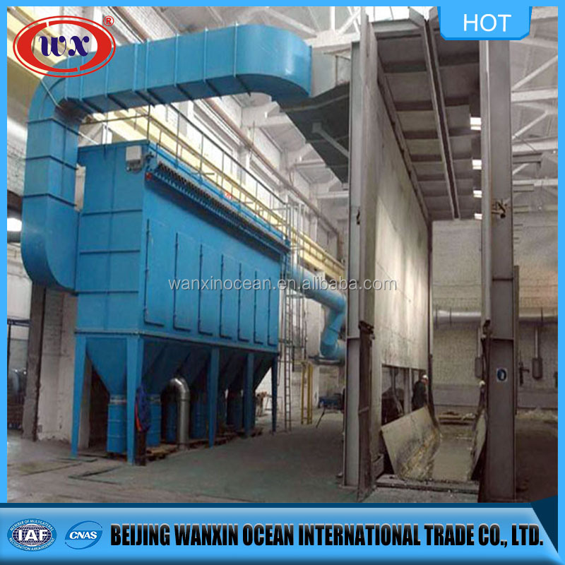 Easy control hot dip galvanizing machine /zinc coating production line