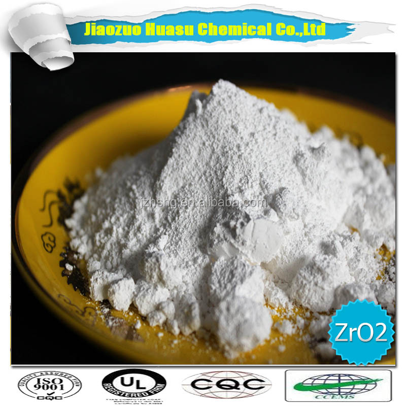 Zirconium Powder/Nano Zirconium Oxide 99.99% /Price of Zirconium Oxide