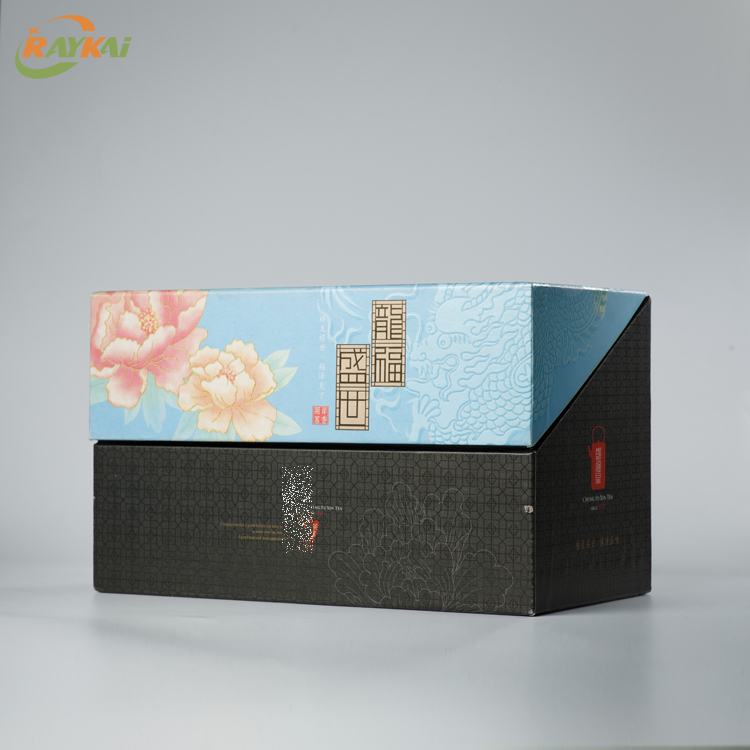 Customized luxury packaging cookie gift box for wedding