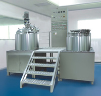 350L Food Additives liquid detergent filling machine