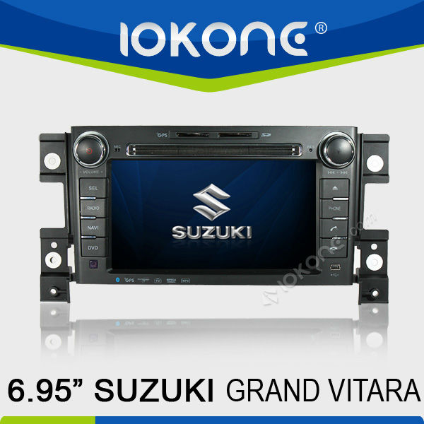 Special Car stereo for SUZUKI GRAND VITARA