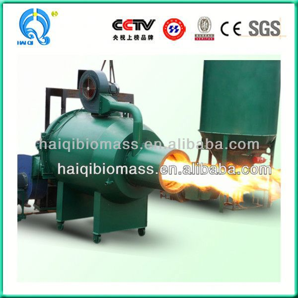 Top quality High efficiency trash burner