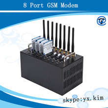 Best price with high quality newest 64 port m35 modem send free sms online