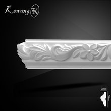 Factory wholesale KB-2012 decorative light weight foam molding exterior