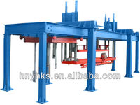High quality steel cutting machine with ISO certificate