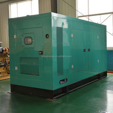 Silent Type Power Plant 100kw Natural Gas Generating Set