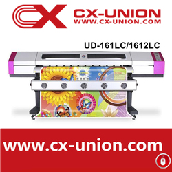 Digital Indoor Printer 1.6m with One /two DX5 heads UD-161LC/UD-1612LC
