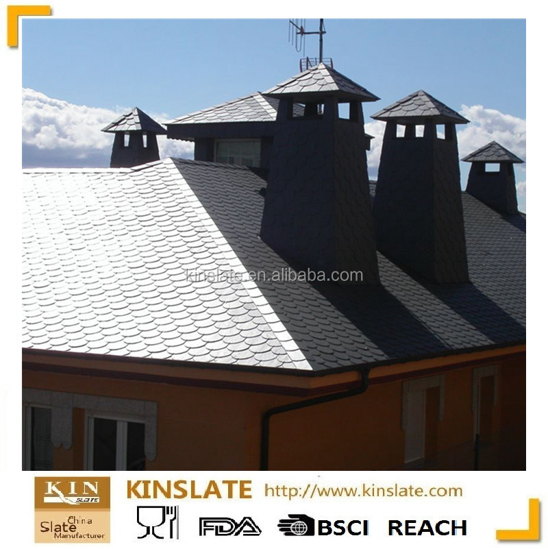 Manufacture Hot Sale Modern Design Types of Roofing Materials Slate for Roofing Price
