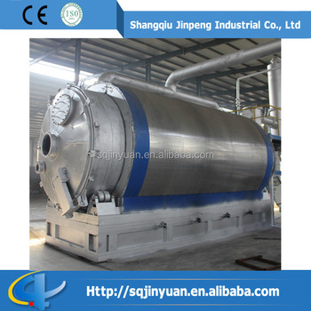 Batch Waste Tyre Pyrolysis Plant Waste Tire Recycling Machine Waste Rubber to Fuel Oil