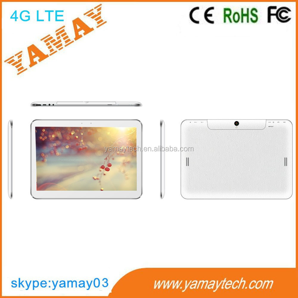 alibaba in spanish express 10.1inch quad core 4.4.4 android tablet IPS1280*800 pix 4G LTE-FDD unbranded tablet pc
