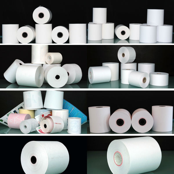 carbon paper rolls with carbonless ncr paper for rent receipt
