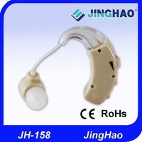 (JH-158) Beat cheap prices adjustable volume resound hearing aid