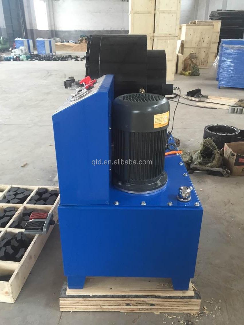 hydraulic hose machine for sale
