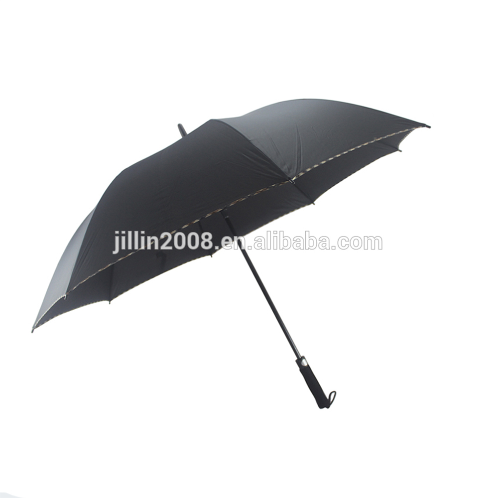 Chinese manufacturer windproof custom promotional golf umbrellas