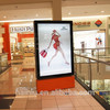 Custom outdoor poster case with toughened glass