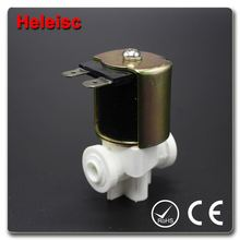 Water dispenser solenoid valve electric water valve push button brass valve