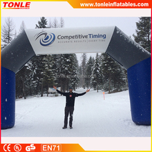 outdoor inflatable Event Entrance Arch/ custom inflatable archways for event