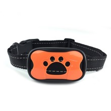 2017 Electronic Dog Trainer Agility Training Product Fashionable Colour Bark Control Electric Shocker Stop barking dog collar