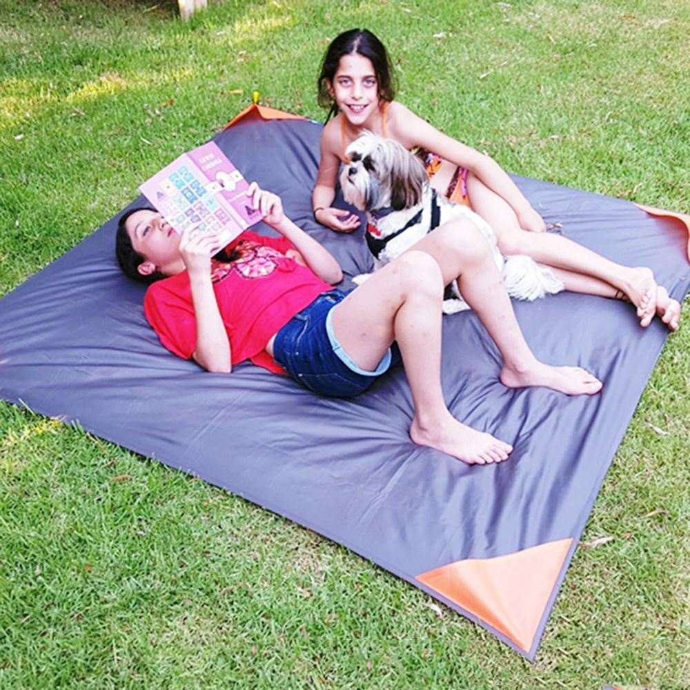 Wholesale Sand Proof/Waterproof Outdoor Quicksand Beach Mat /Camping Picnic Mat