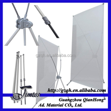 outdoor pvc flex banner stand
