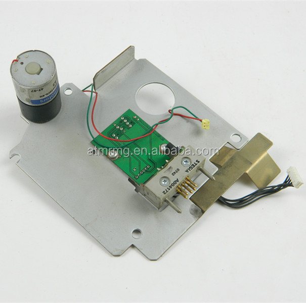 Factory Direct ATM Parts NMD/DeLaRue Talaris FR101 Lock Plate A004853 Use for ATM Machine