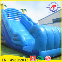 Airpark Giant Ocean Wave Inflatable Slide, Inflatable Water Slides
