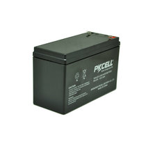 alibaba china 12volt dry cell battery sealed lead acid 12v 7ah 20hr 6-fm-7 battery