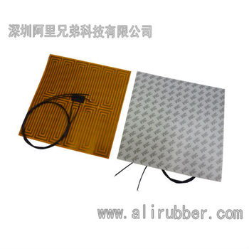 Flexible Heater 24V 200mm Polyimide