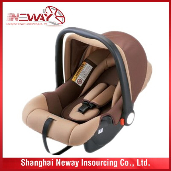 New style promotional luxury safety baby car seat