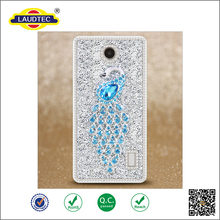 2016 Luxury diamond cover blingbling phone cover case for Huawei Y635-----laudtec