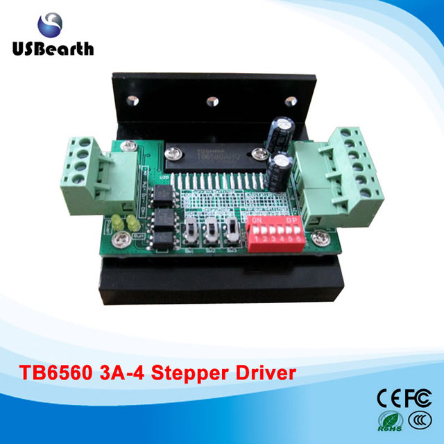 tb6560 driver controller