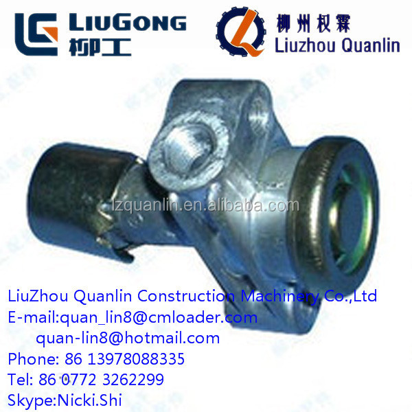 Air horn switch 13C0021 for Liugong Wheel loader parts .Construction Machinery parts
