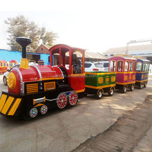 Amusement park train rides backyard train track train for sale