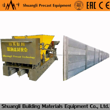 precast concrete beton pole making machine/concrete fence post mould