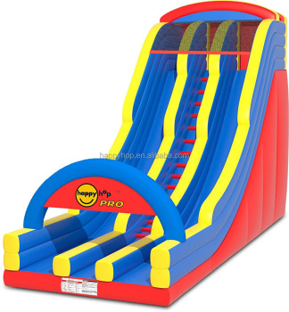 Happy Hop Pro New design 1033--Giant inflatable slide for sale