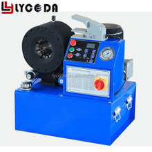 Cheaper price industrial used compact hose crimping machine hydraulic hose crimper machine for sale