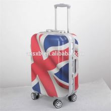 New product super quality cheap fast delivery trolley suitcase swivel wheels luggage